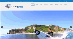 Preview of curvaosurfschool.com.br
